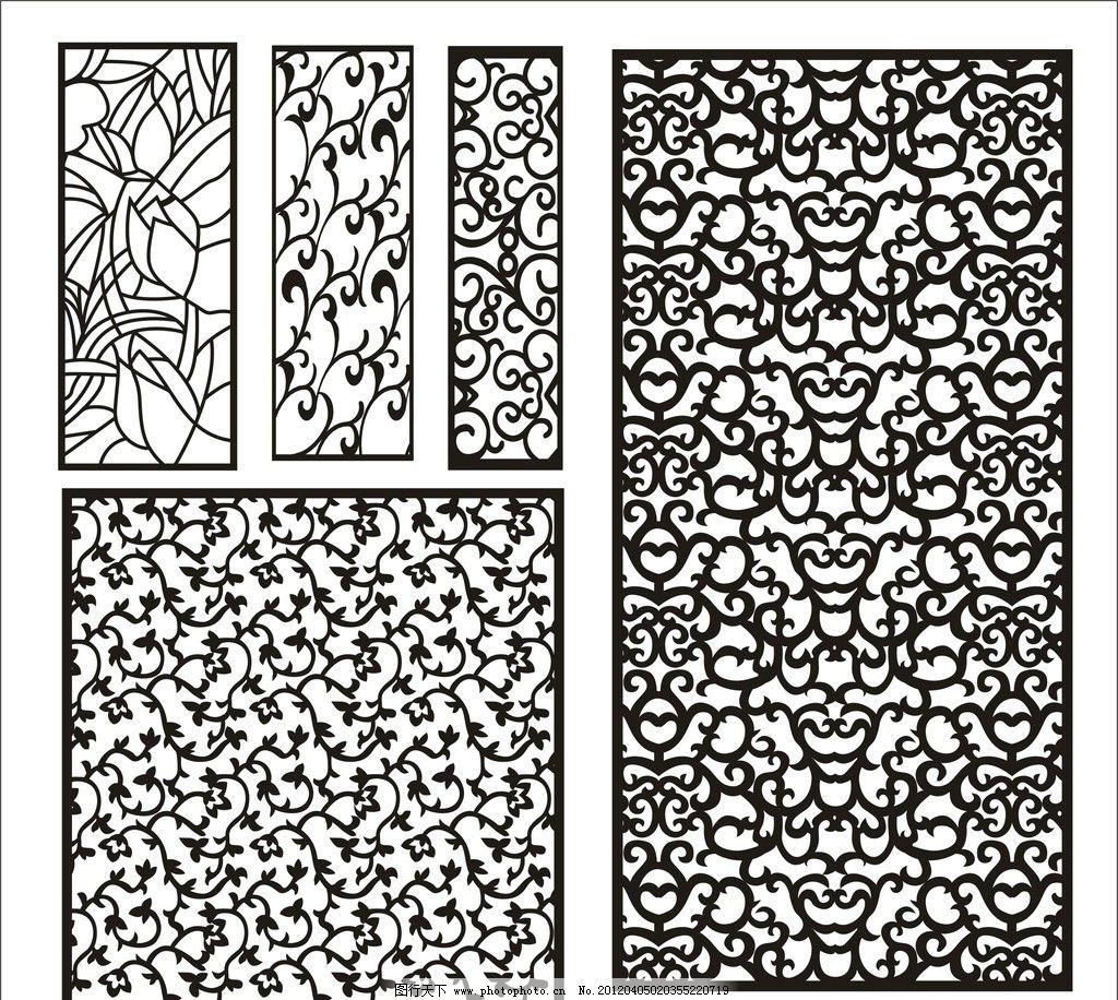花纹 玫瑰花隔断 中式雕花隔断 pvc雕花 雕花隔断 隔断 花纹隔断 木雕