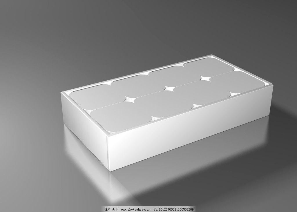 纸盒模型 3d设计 设计 72dpi jpg