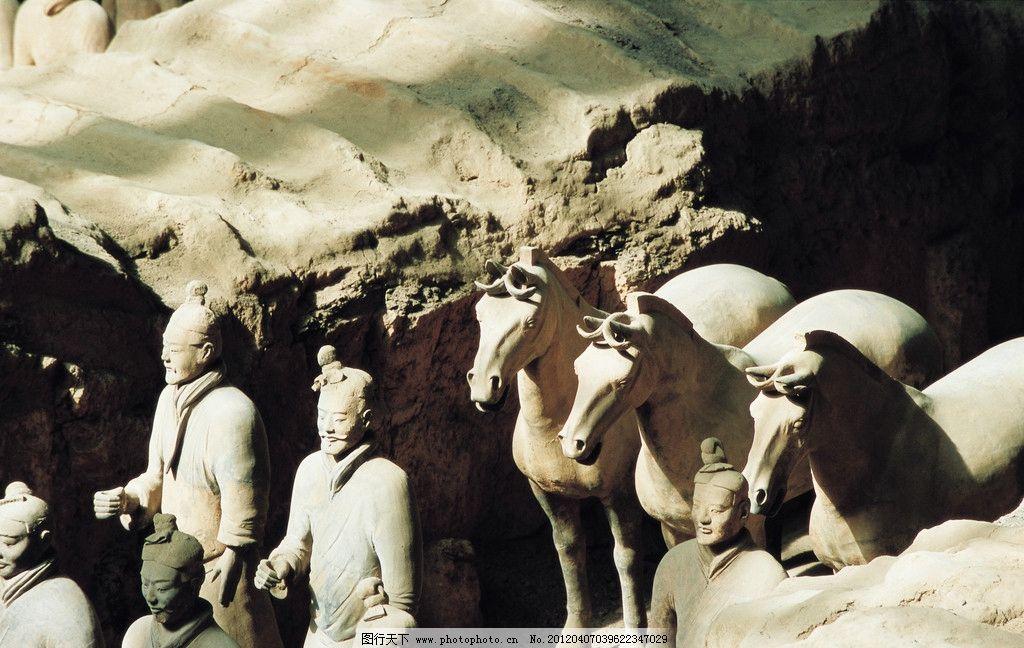 西安/兵马俑图片