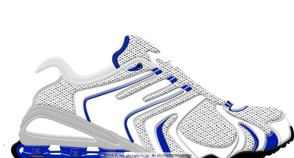 运动鞋设计图片