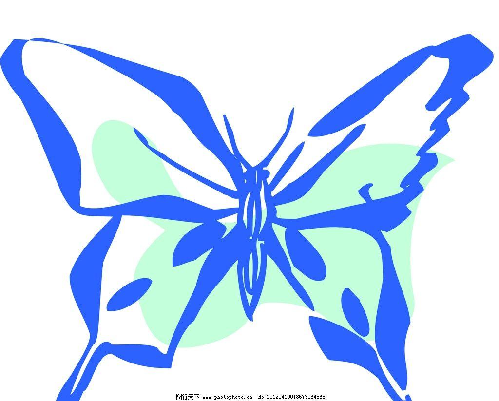 蝴蝶 线描 昆虫线条 昆虫特写 昆虫造型 昆虫线条轮廓 昆虫轮廓 其他图片