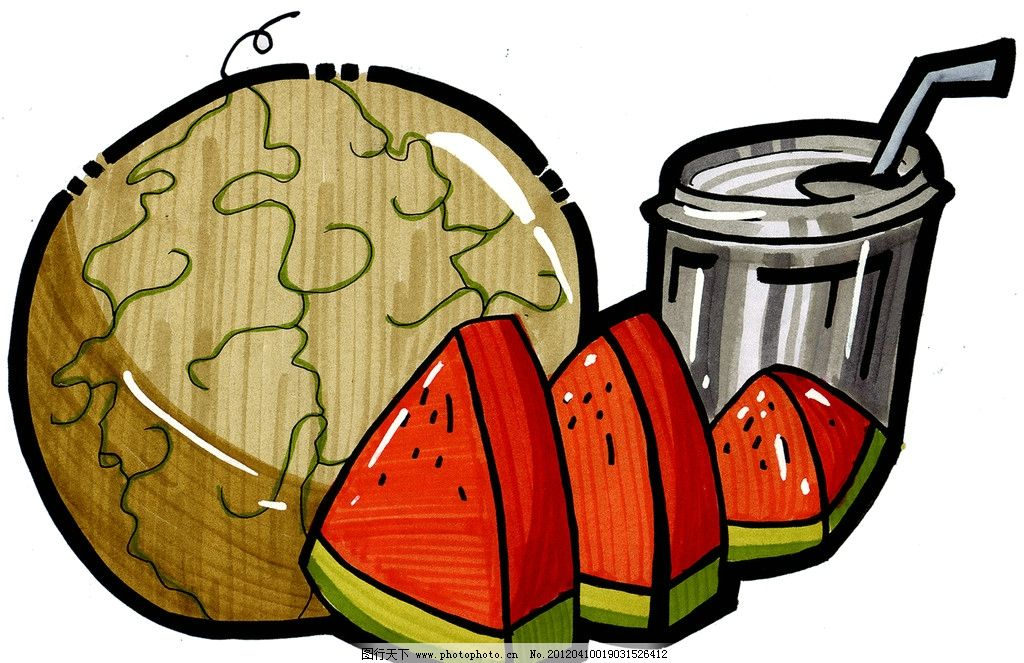 蔬菜 水果图片_绘画书法_文化艺术_图行天下图库