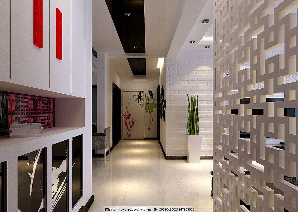 玄关设计 玄关 隔断 客厅过道 吊顶 室内设计 环境设计 设计 72dpi jp