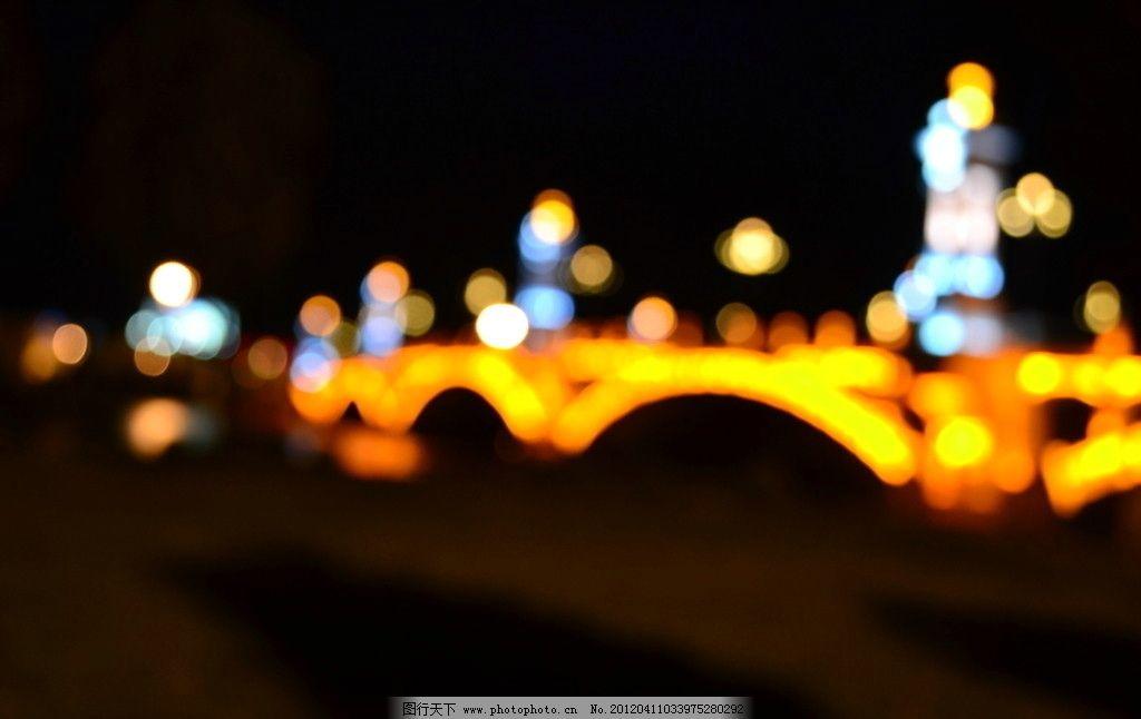 夜桥 夜晚 大桥 虚化 唯美 国内旅游 摄影