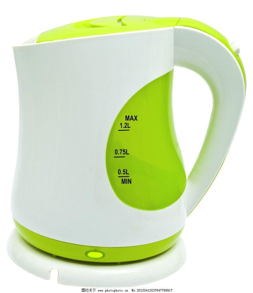电热水壶 水杯 茶壶 塑料水杯
