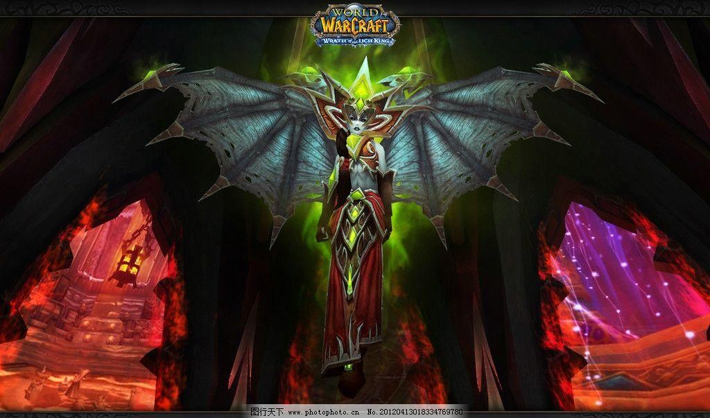 魔兽世界壁纸 wow 动漫 人物 动画 设计 jpg 魔兽世界 壁纸 玄幻 游戏