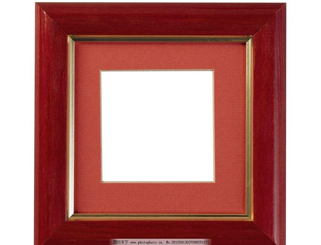 相框图片,高清图片 边框 花纹 相片 正方形 红木-图行