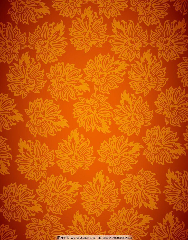古典花纹 古典花纹边框 欧式 浪漫 时尚 潮流 梦幻 对称 花朵