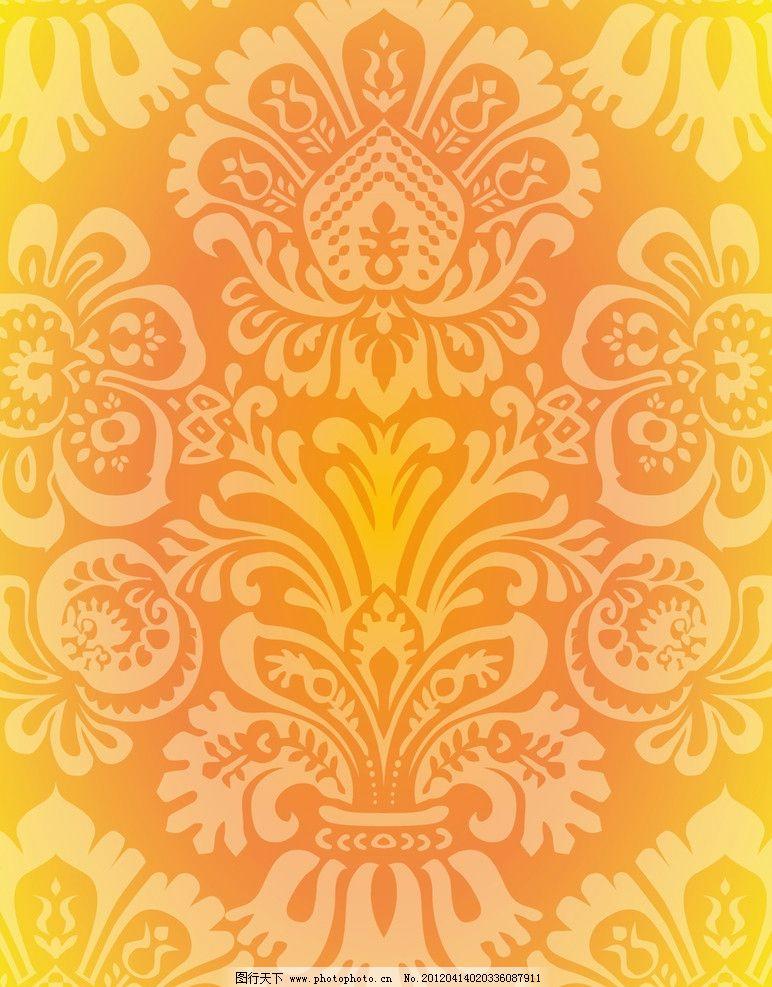 古典花纹 古典花纹边框 古典 欧式 浪漫 时尚 潮流 梦幻 对称 花纹