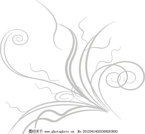 可爱的小草简笔画