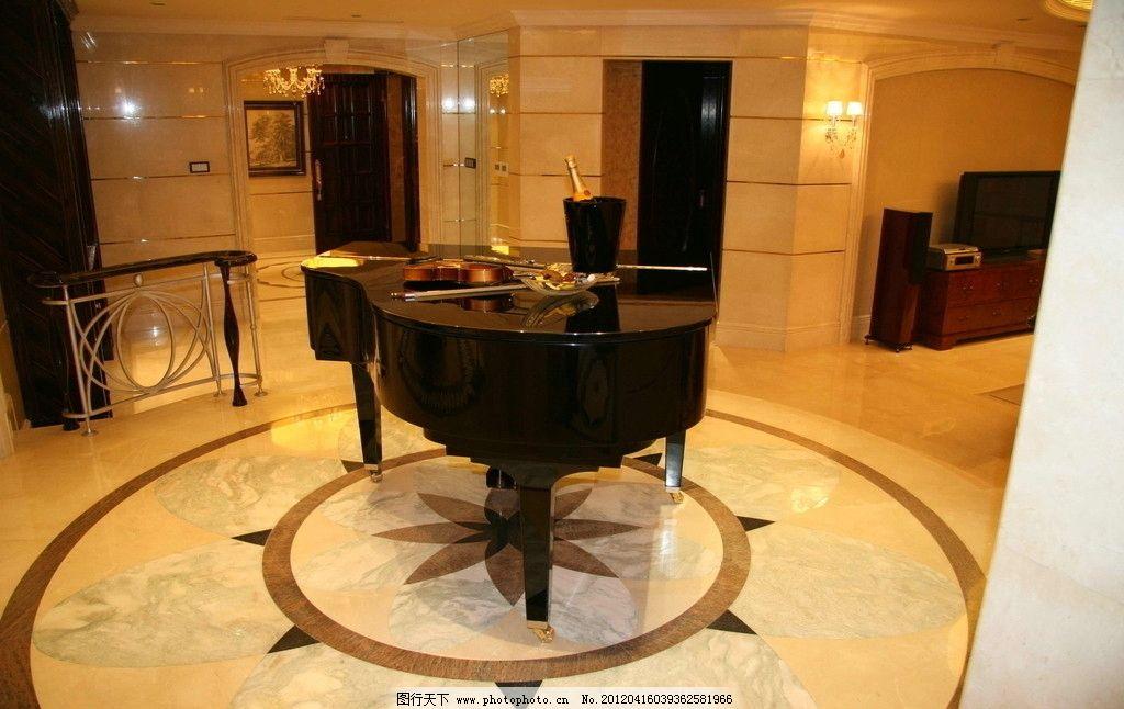 样板房 精装修 室内摄影 装饰 星河湾 钢琴 欧式精品样板房摄影