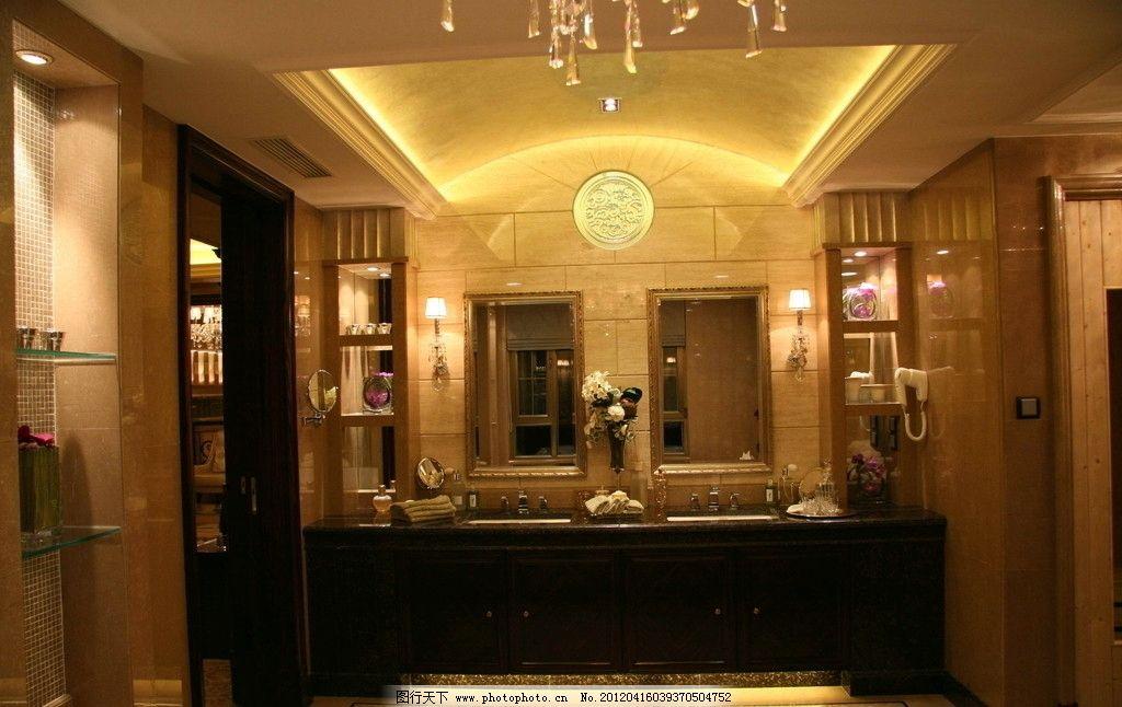 样板房 星河湾 台盆 精装修 室内摄影 装修 装饰 素材 室内 欧式