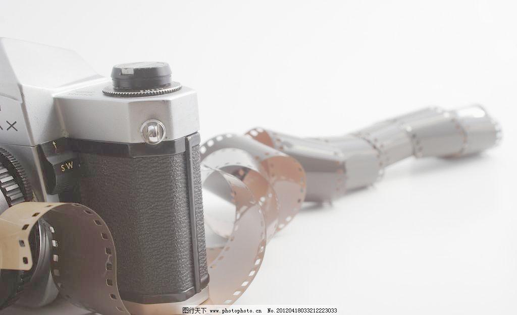 胶片相机和胶卷图片