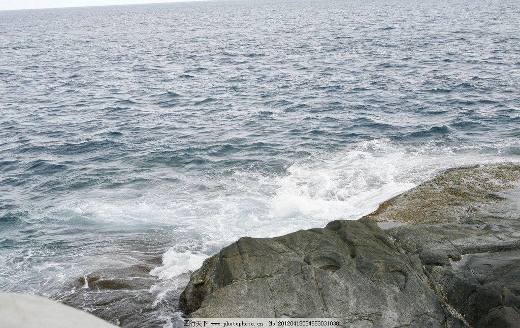 海南风光 海南 大海 焦石 石头 自然风景 自然景观 摄影 72dpi jpg