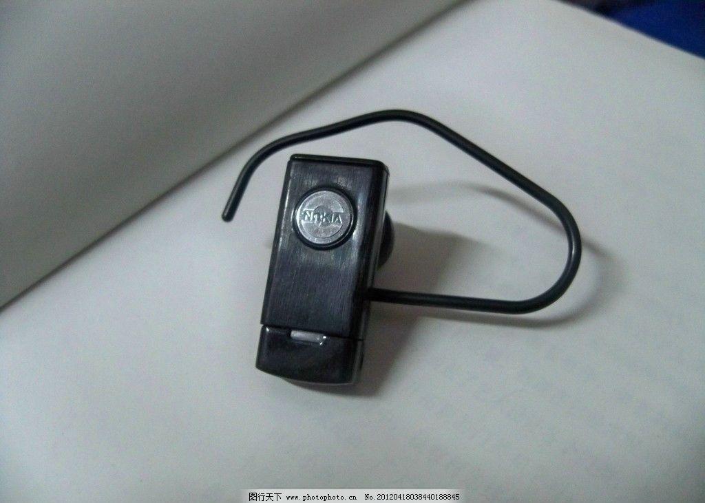 手机蓝牙耳机图片