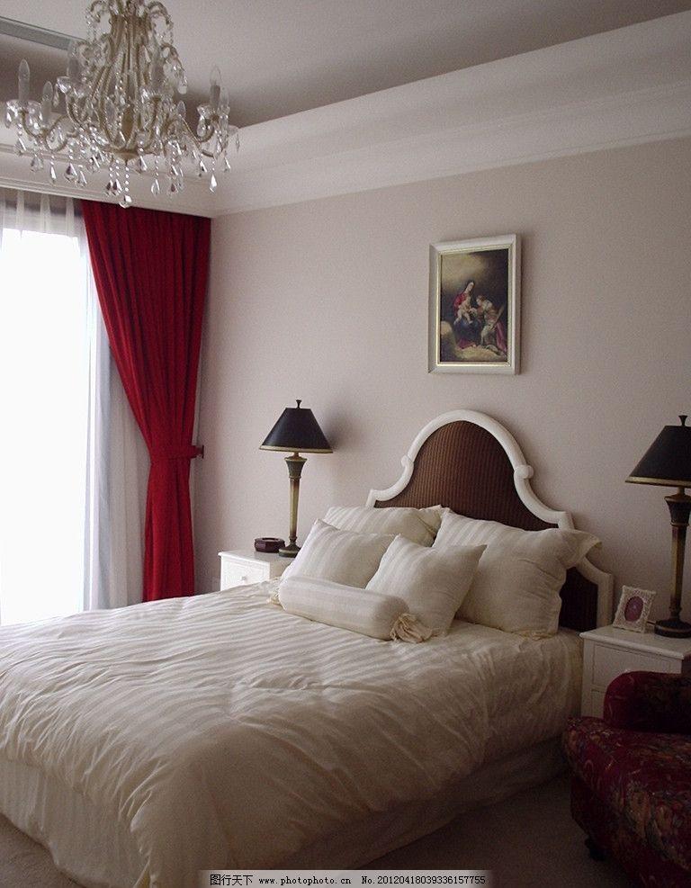 样板房 精装修 室内摄影 装饰 中式仿古 卧室 欧式精品样板房摄影