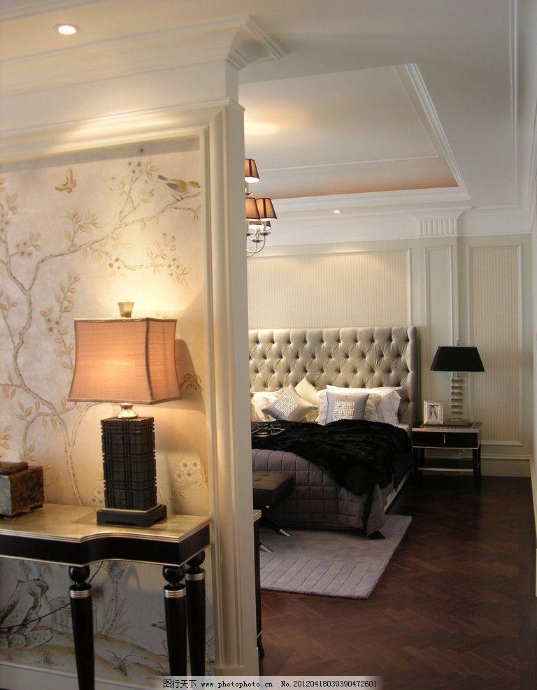 样板房 青岛户型 卧室 精装修 室内摄影 装饰 欧式 欧洲 欧陆风情