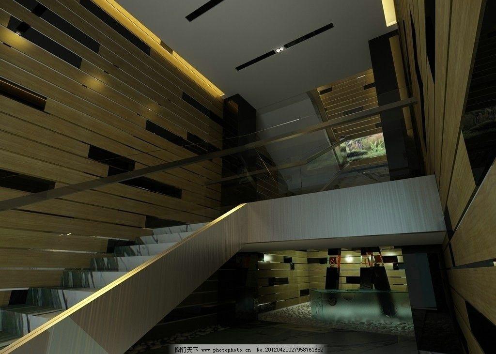 公司楼梯间设计 医疗 公司 办公室 设计 楼梯间 室内设计 工装 现代风格 装修 装饰 效果图 医疗器械公司办公室整套设计图 环境设计 72DPI JPG