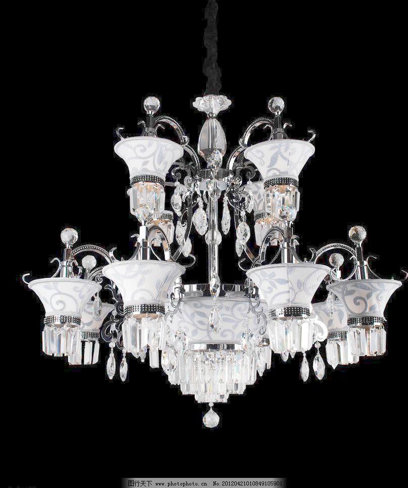 奢华欧式水晶吊灯 吊灯图片