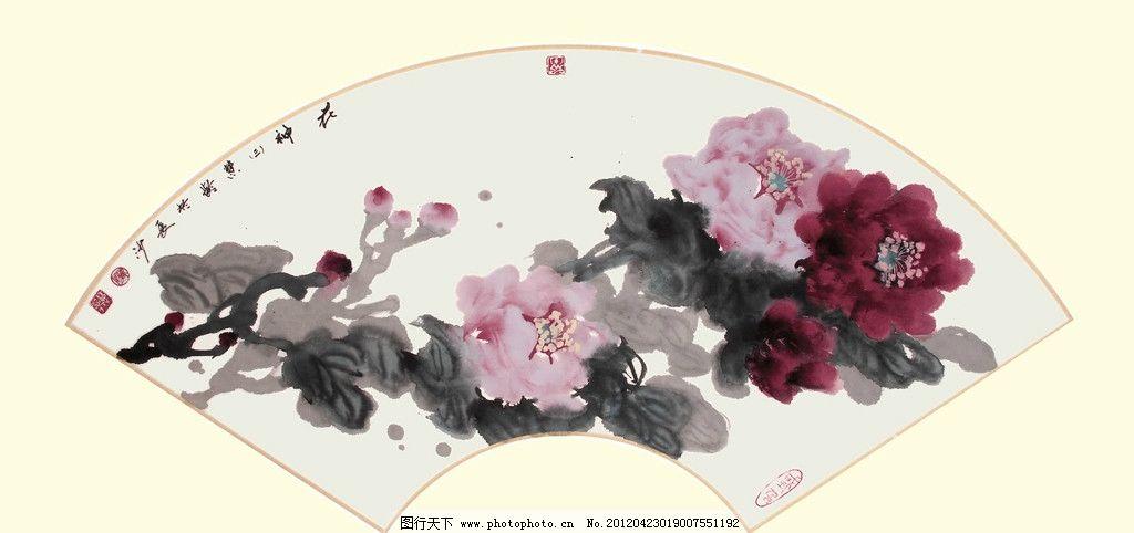 奥比岛图片牡丹花神