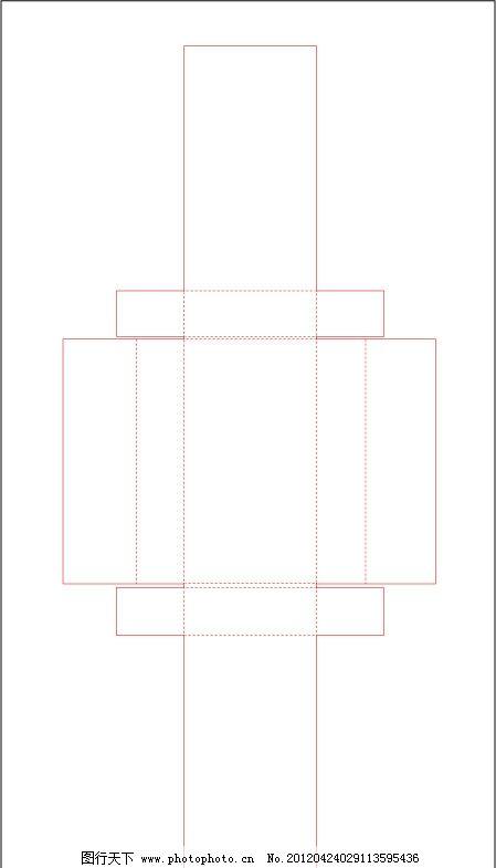 包装设计图纸图片