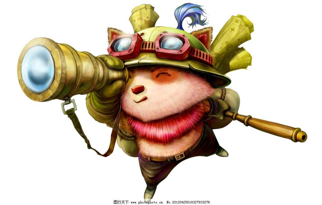 英雄联盟人物图片_动漫人物_动漫卡通_图行天下图库