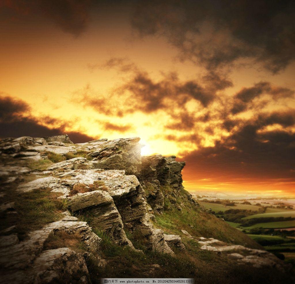 设计图库 自然景观 山水风景    上传: 2012-4-25 大小: 5.