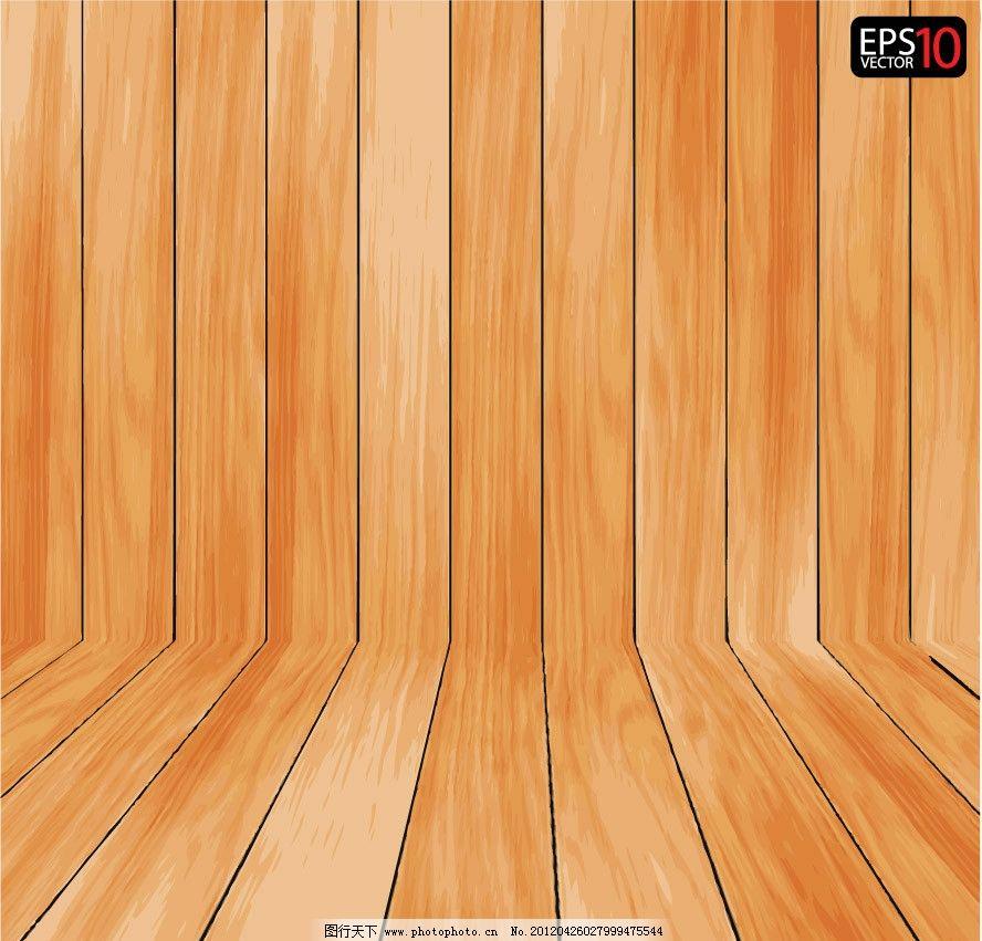 木纹木板地板墙壁图片