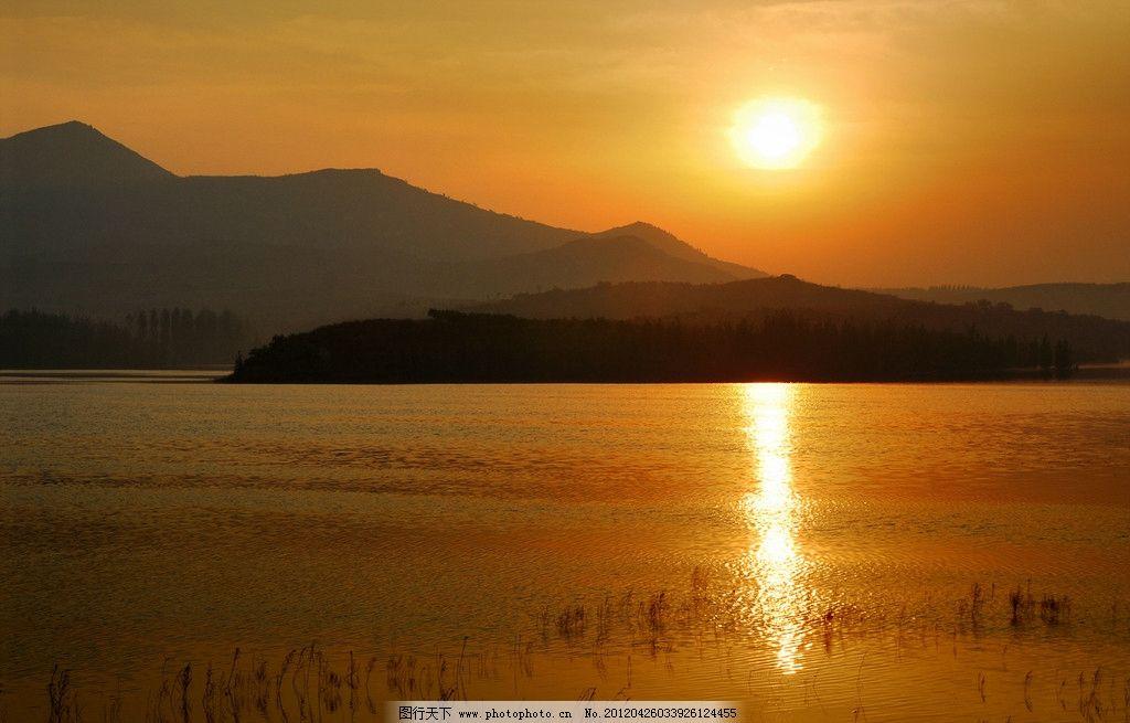 山水风景 朝阳 大海 夕阳 太阳 山水 风景区 风景 国内旅游 旅游摄影