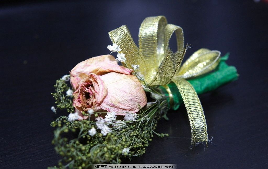 绿色干花欧式风格