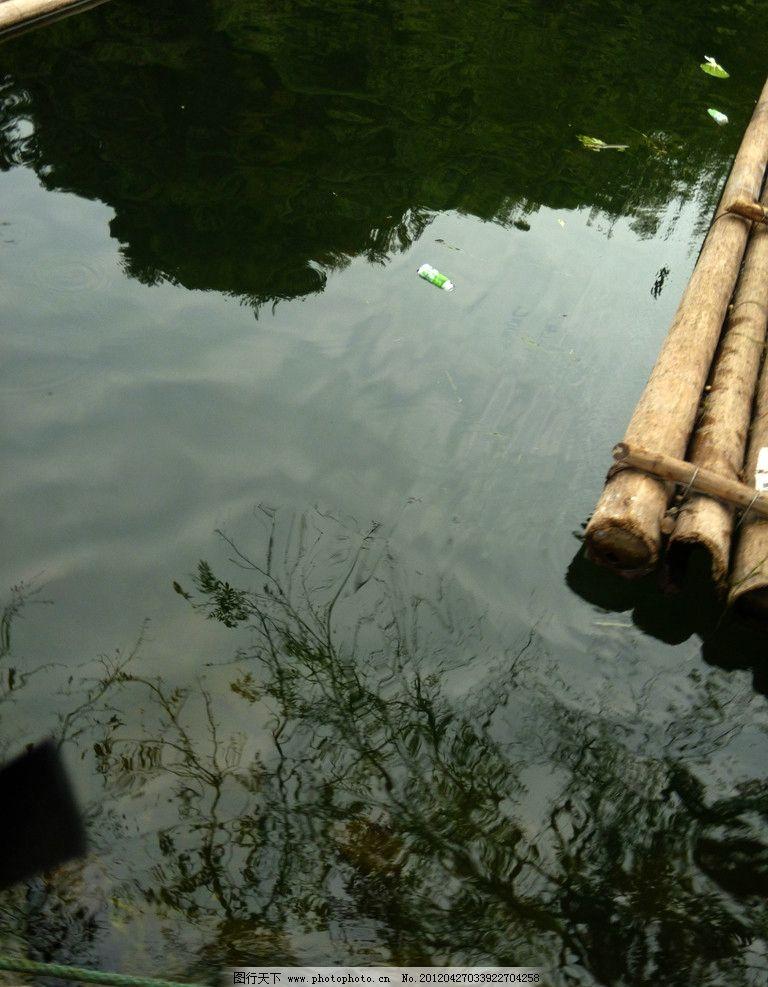 科学小制作小发明竹筏
