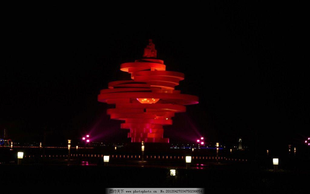 青岛标志性建筑 五月风 青岛地标性建筑 建筑景观 自然景观 摄影 72