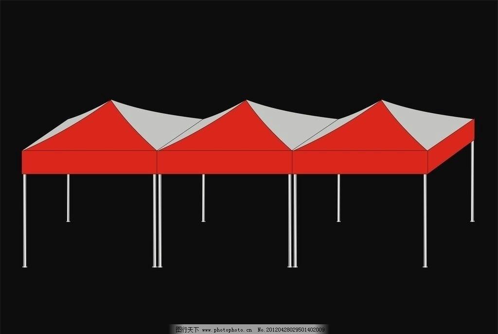 帐篷图片_设计案例_广告设计_图行天下图库