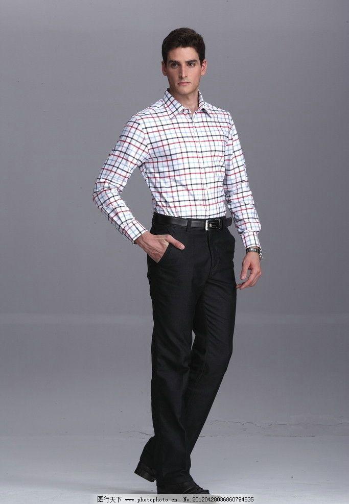 商务休闲男装 男装 酷男 国外男模特 秋冬装 长袖 广告设计 设计 外