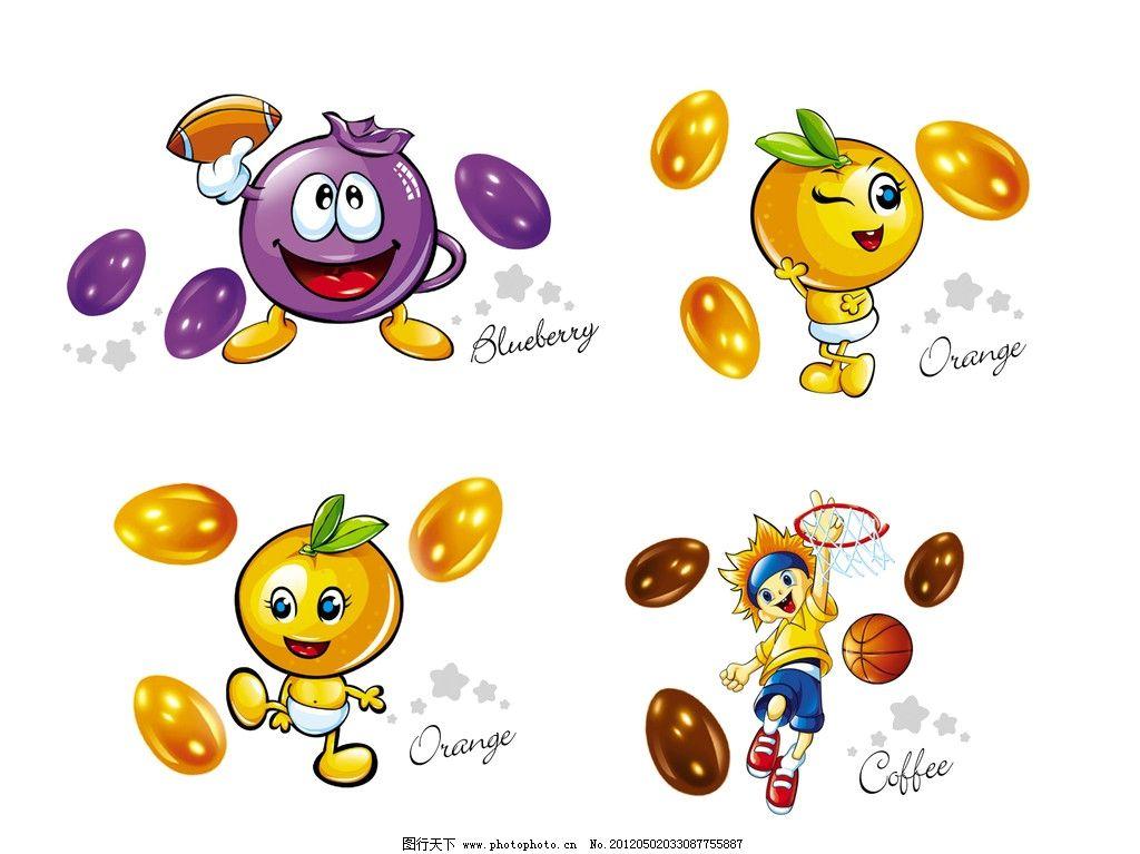 小孩学画画简单水果