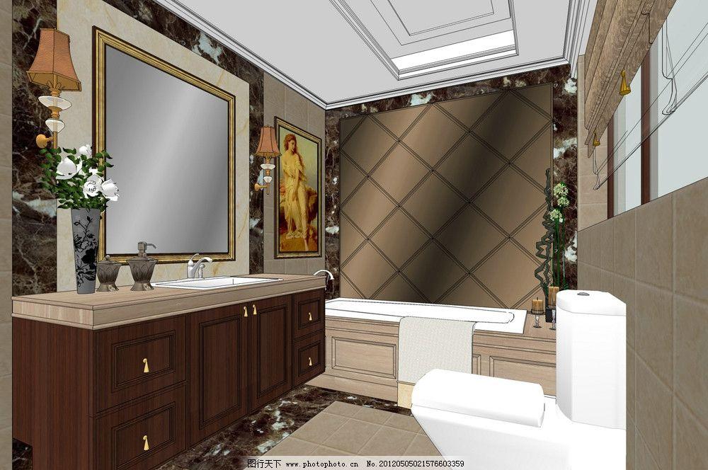 欧式风格样板间主卫 欧式 风格 样板间 主卫 设计 创意艺术 欣赏 Google SketchUp 3d模型 建筑 SKP SketchUp模型 室内 3D设计 源文件 三维 景观 布局 草图大师 精品 三维模型设计 其他模型 3D设计模型