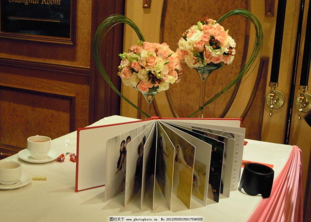 签到桌一角图片_树木树叶_生物世界_图行天下图库