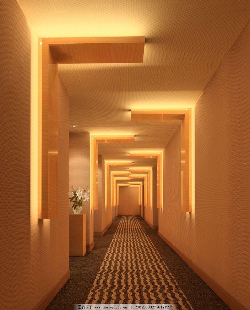 走廊设计 公共区域 工装 走廊 过道 光影 统一 地毯 别具一格 公共