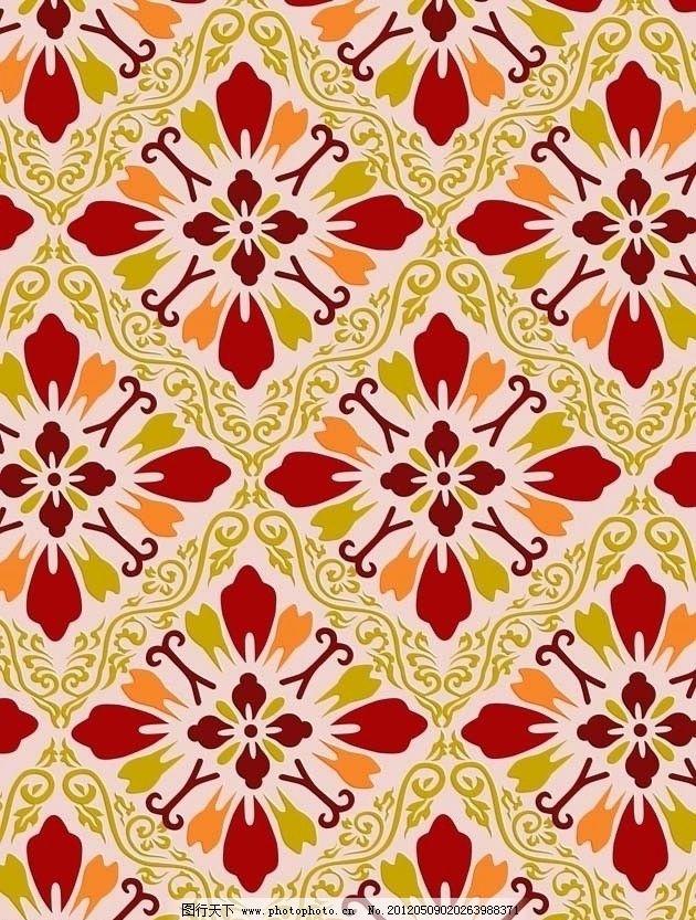 欧式底纹 欧式 欧美 花纹 底纹 背景 花边 花框 金色 花窗 碎花 时尚