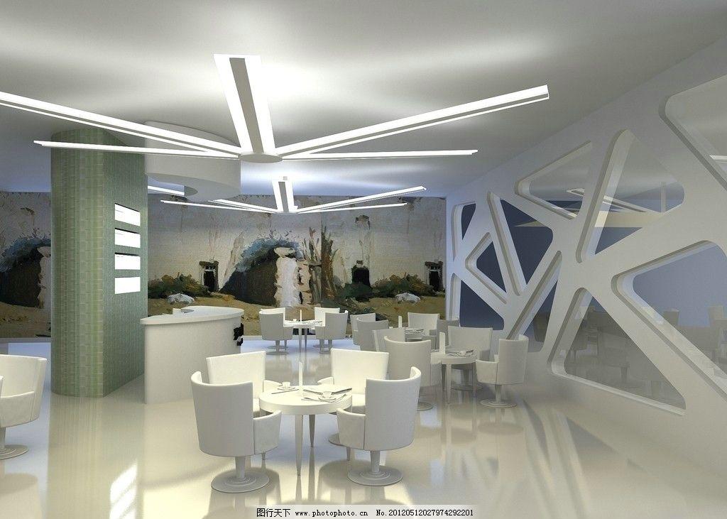 3d效果图 理发店 美容院 休息区 室内设计 环境设计 设计 72dpi jpg