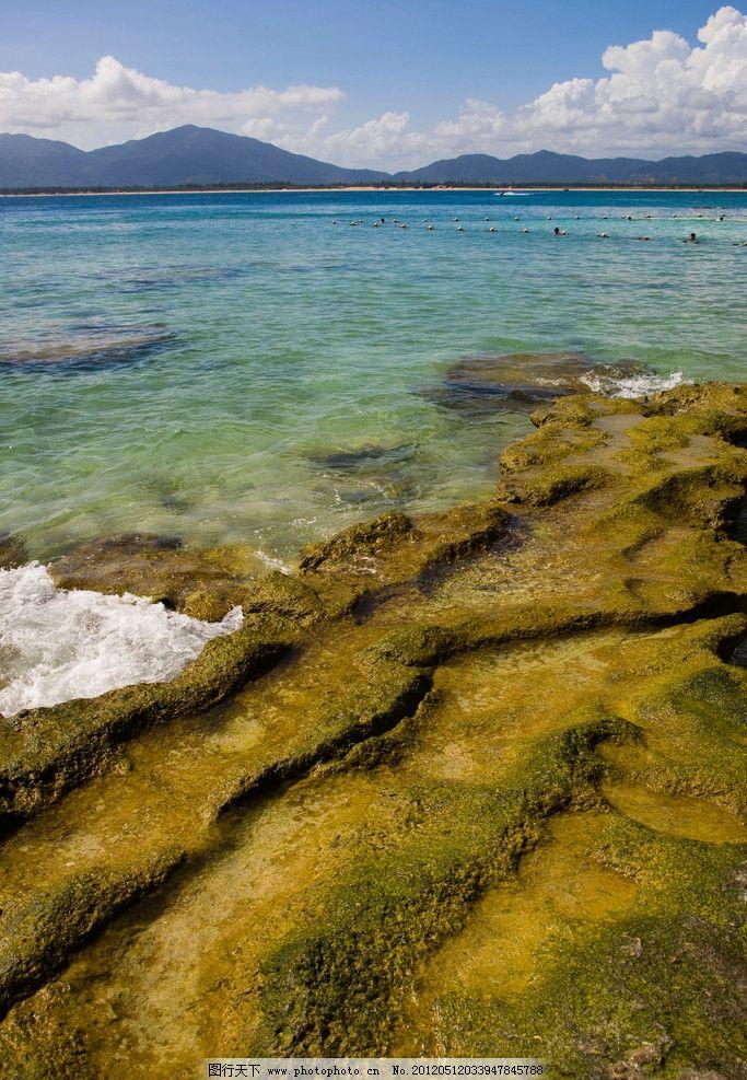 蜈支洲岛 自然风光 海南 三亚 三亚蜈支洲岛 大海 海水 海洋