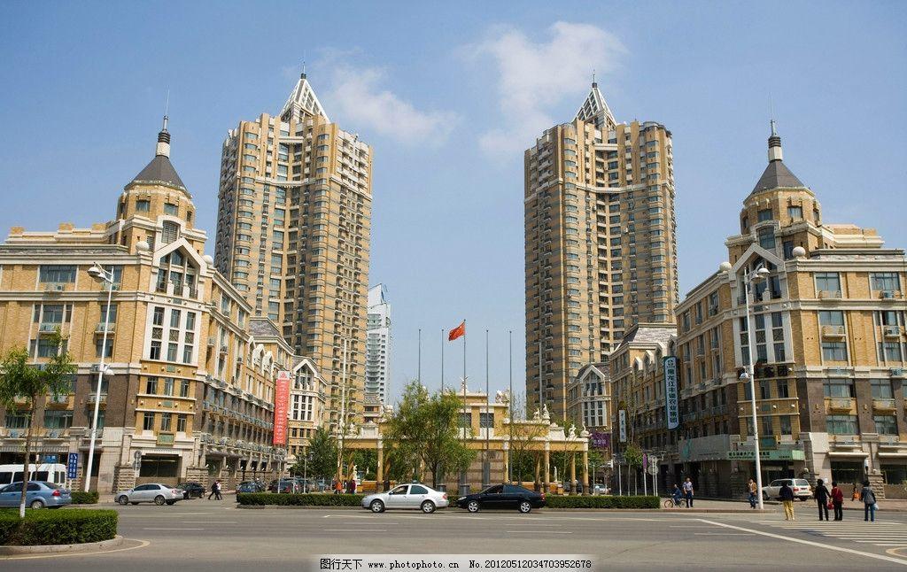 哈尔滨 城市建筑图片