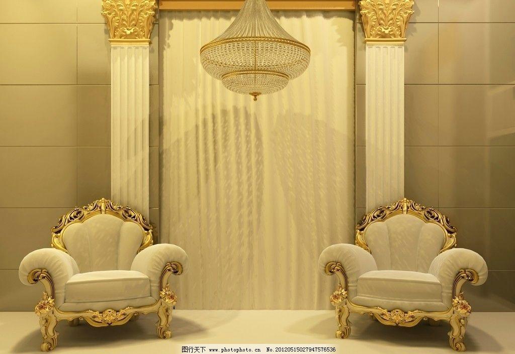 欧式室内装修图片图片