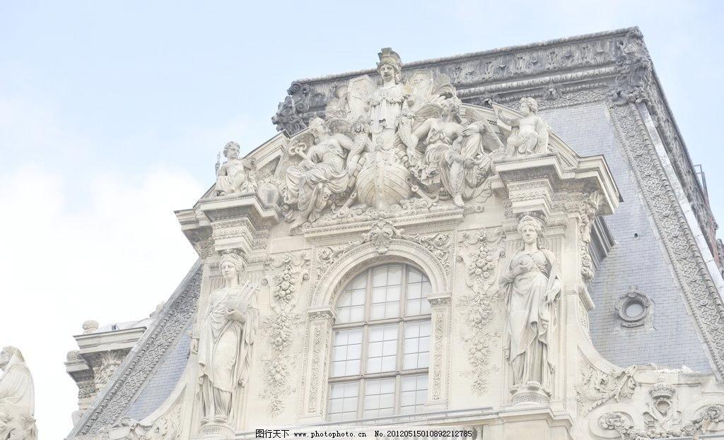 欧式建筑 摄影 欧式教堂建筑图片素材下载