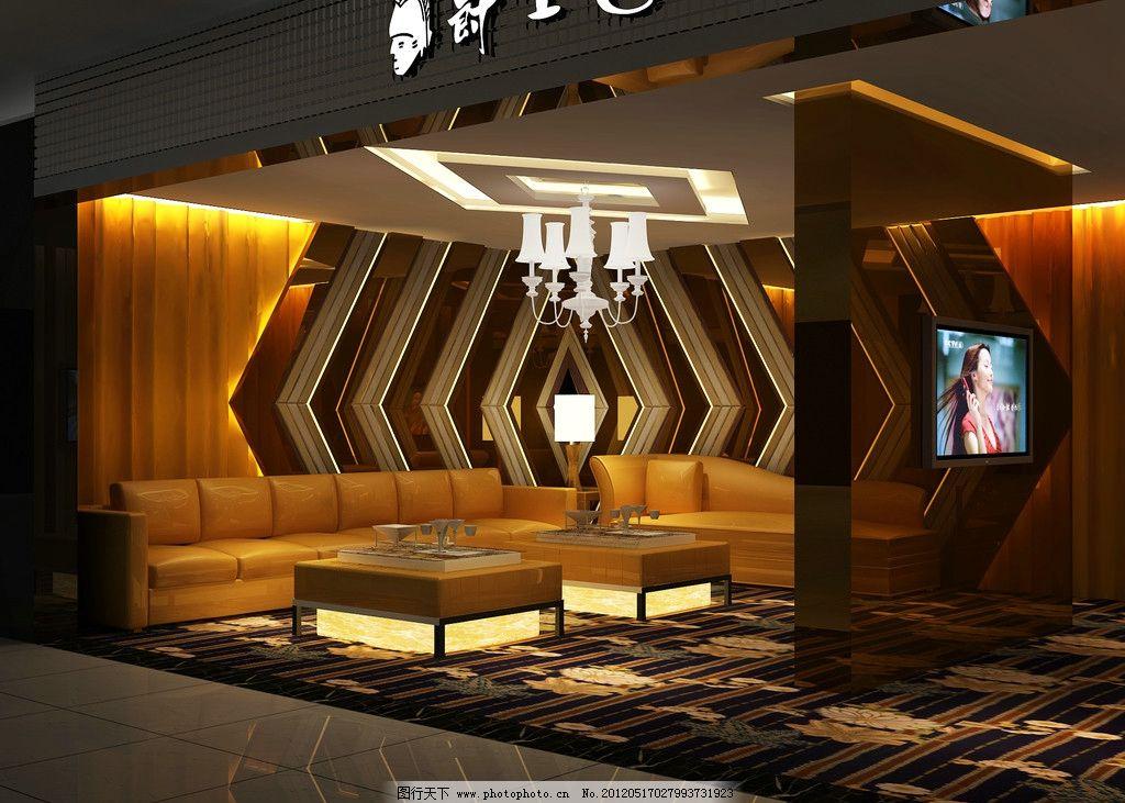 工程沙发 欧式沙发 娱乐场所 欧式风格 包厢设计 沙发 ktv效果图 ktv