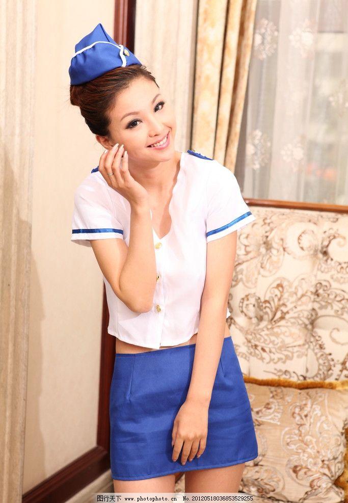 美女空姐图片