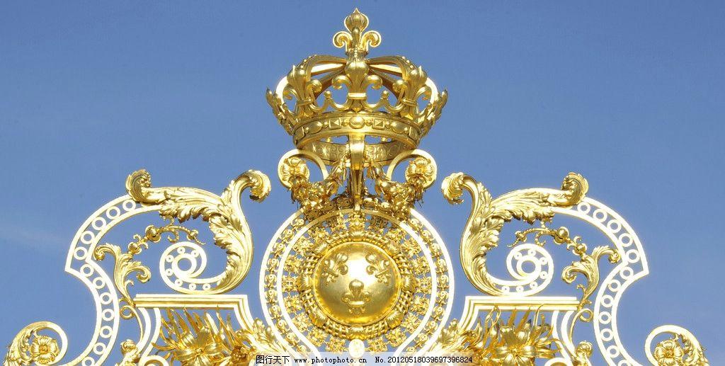 尊贵_皇冠 奢华 镀金 金色皇冠 尊贵 欧式雕刻 皇冠雕刻 权利象征 雕塑