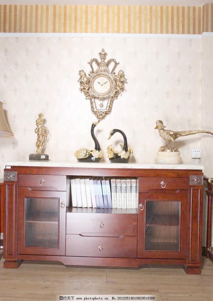 家居生活 欧式家居背景 人像 摄影 生活百科 书桌 天鹅 欧式家居背景