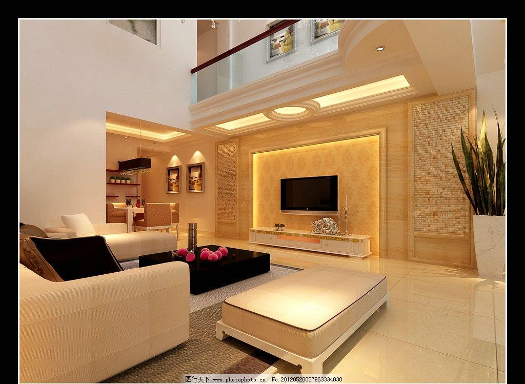 客厅电视背景墙摄影      电视 背景墙 室内装饰 别墅设计装潢 室内