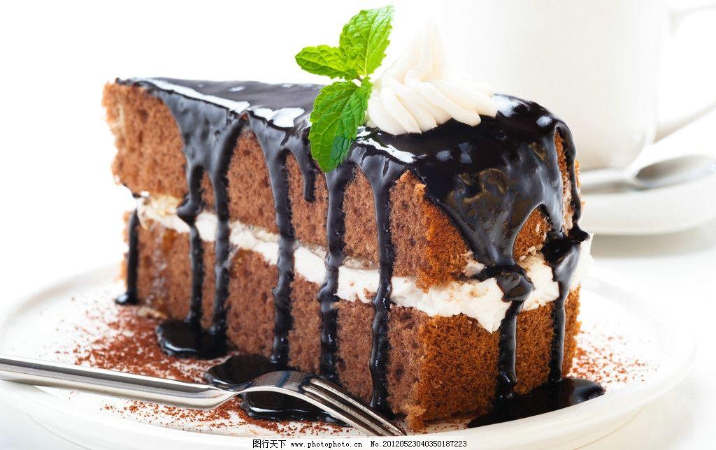 精致小蛋糕图片图片